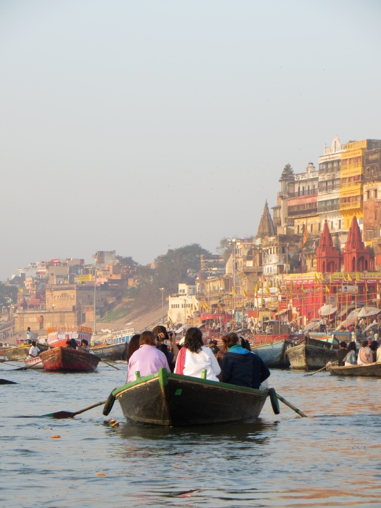 Ganges River, Varanasi, India