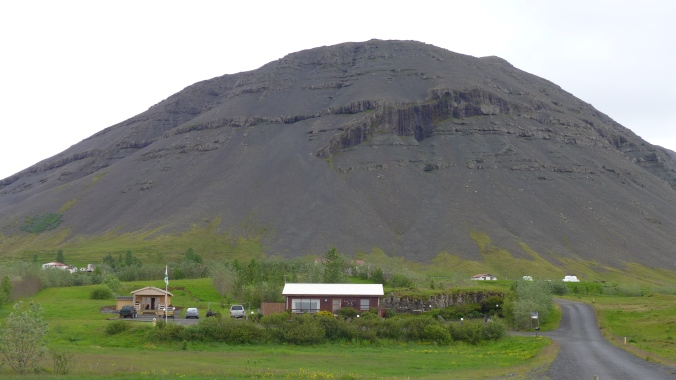 Our gorgeous accommodation in Höfn, Iceland