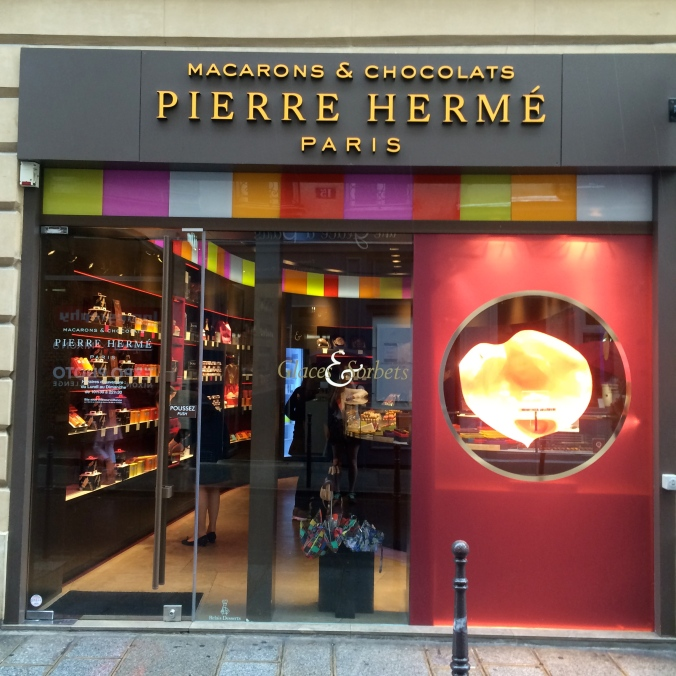 Pierre Hermé, the haute couture of macarons