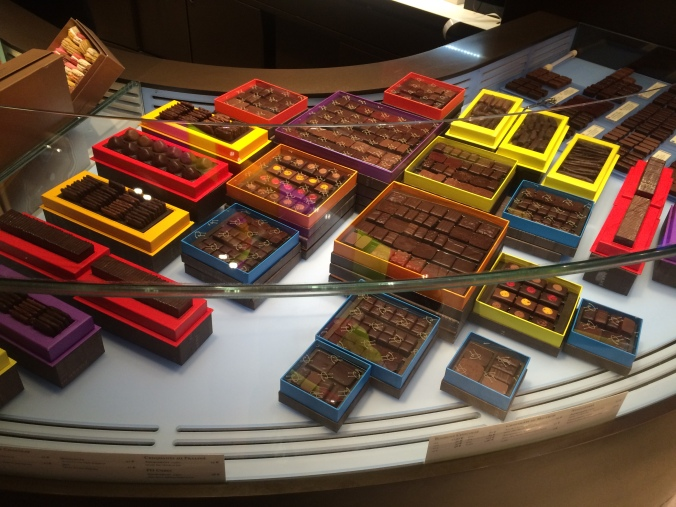 Pierre Hermé chocolates
