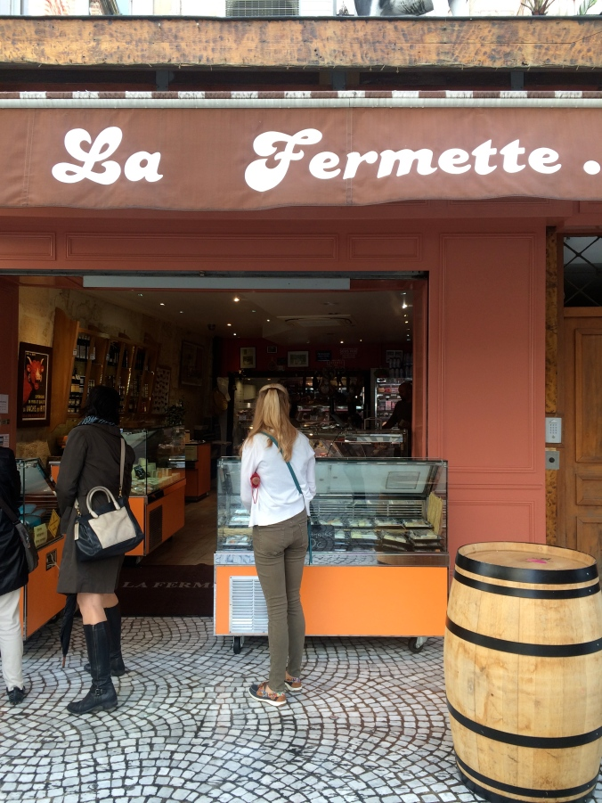 Supposedly the best cheese shop in Paris - I would have to agree based on my experience