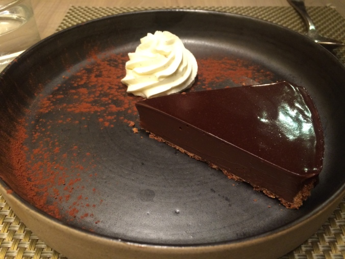 The fabulous Christian Constant Chocolate Tart // La fabuleuse tarte au chocolat de Christian Constant